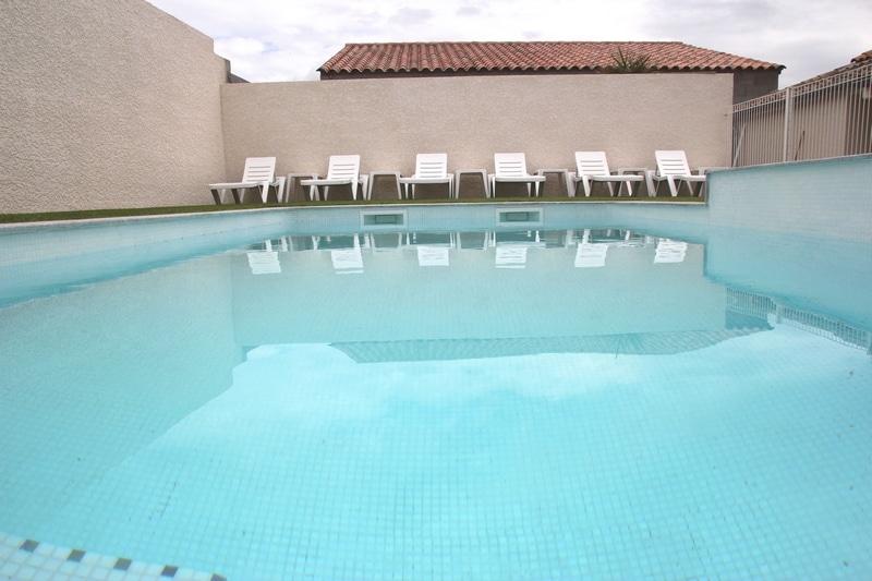 Accès sécurisé à la piscine