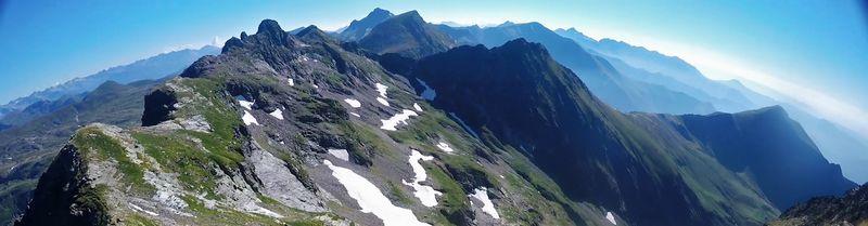 Montagne du département de l'Ariège