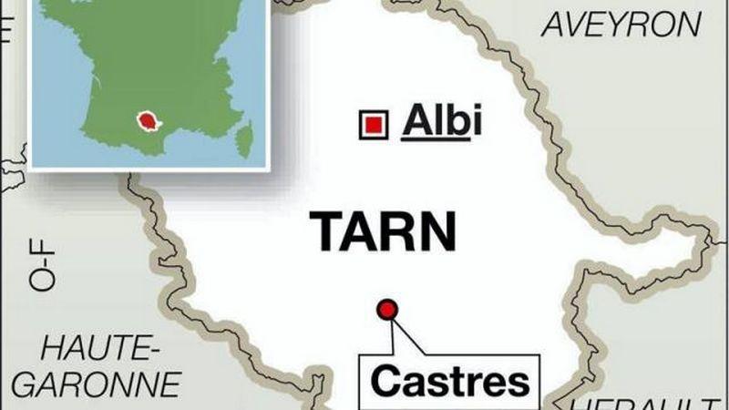 Castres dans le Tarn