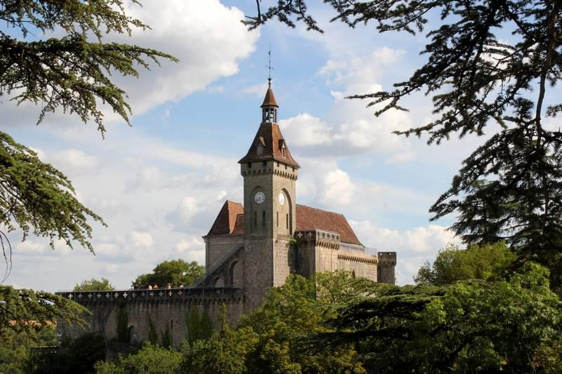 château de Rocamadour