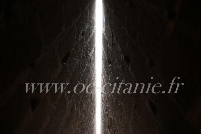 Les archères de la forteresse de Najac sont les plus grande au monde !