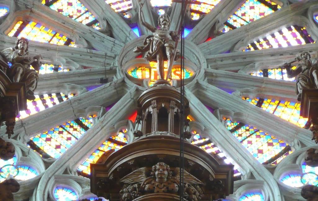 L'orgue de la cathédrale Saint-Nazaire de Béziers
