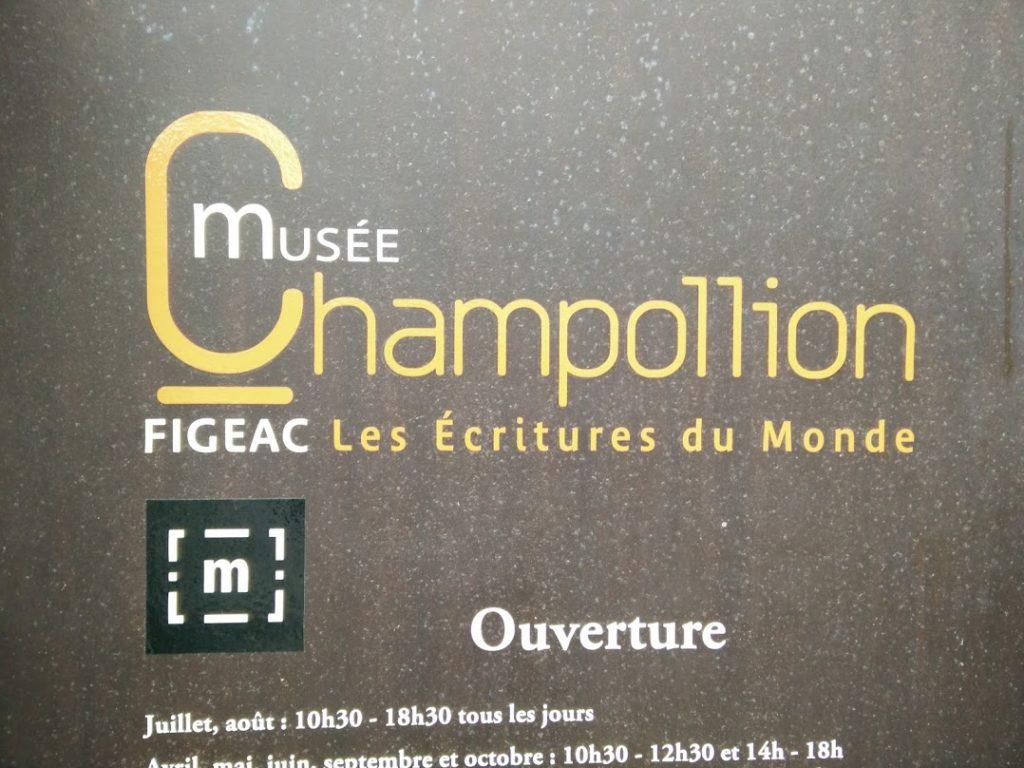 Musée Champollion de Figeac