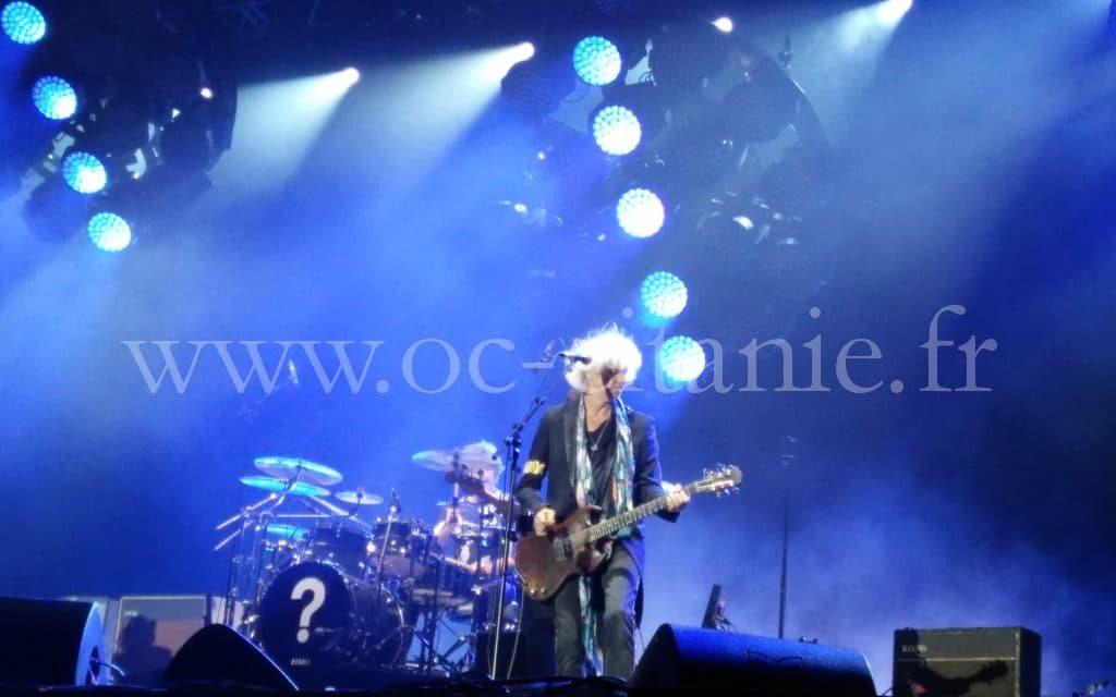 Les Insus en concert à Carcassonne