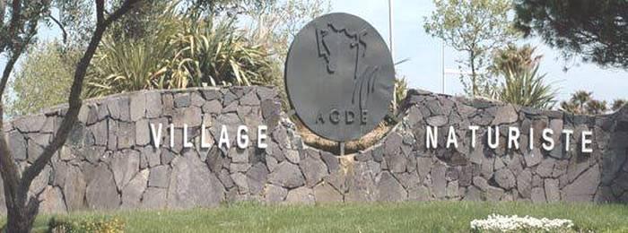 le cap d'Agde dans l'Hérault