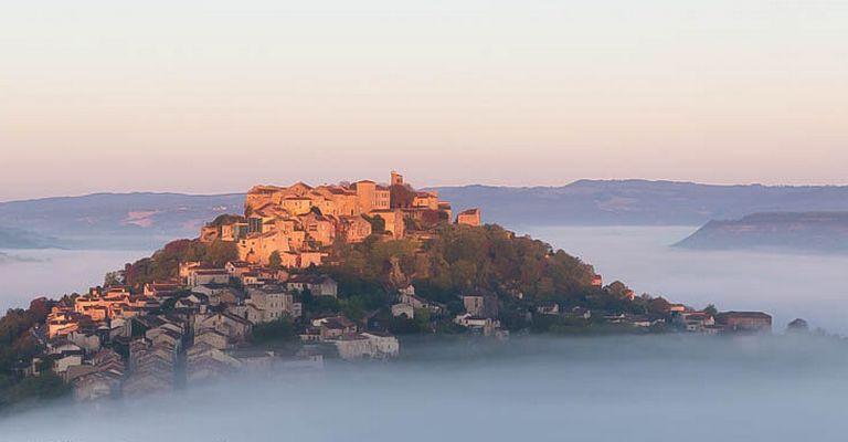 Le village de Cordes-sur-Ciel