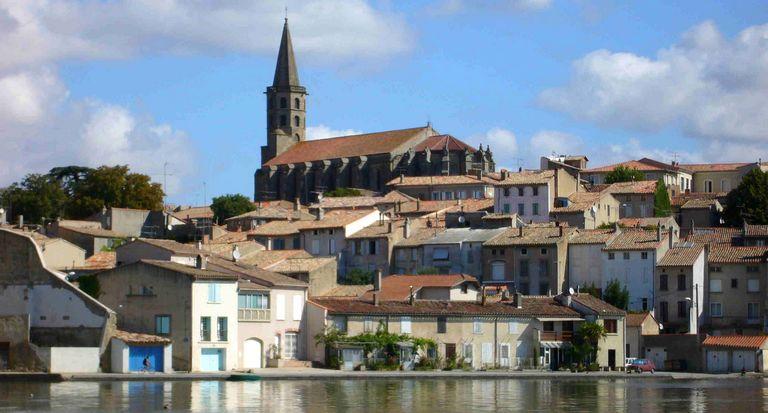 grand bassin de Castelnaudary