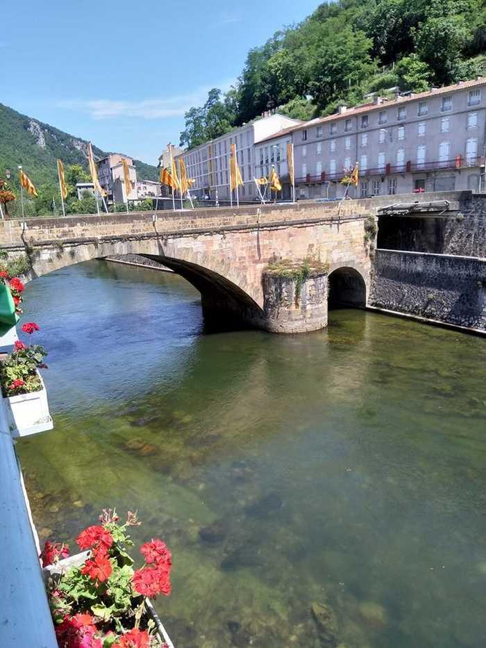 Foix pont Ariège