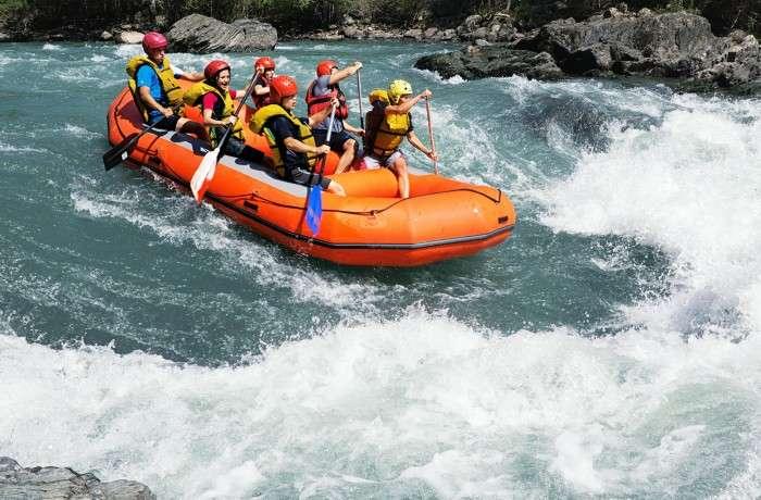 sport nautique en Ariège