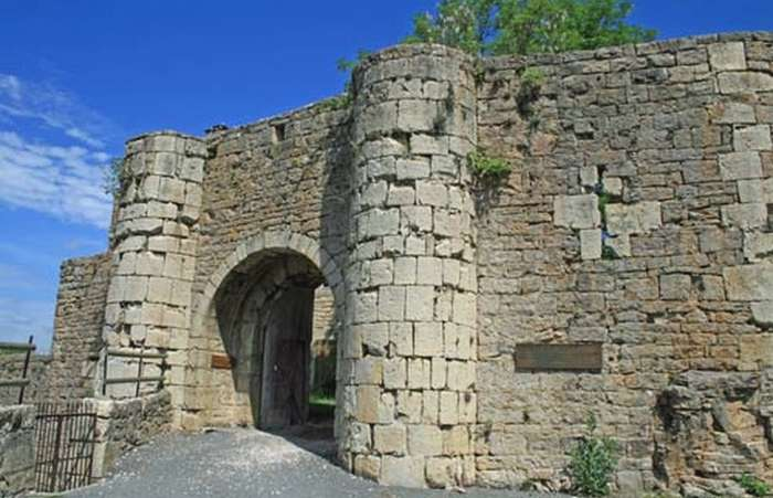 Fortification du Villard (48)
