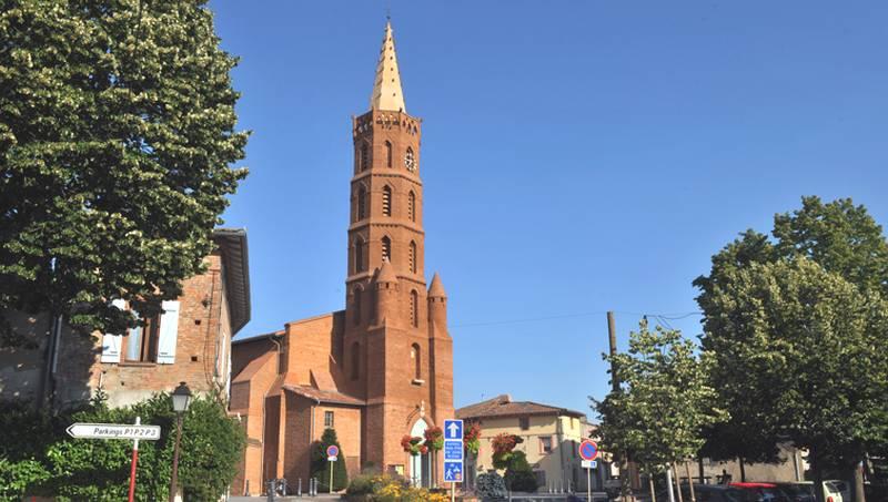 église de Blagnac