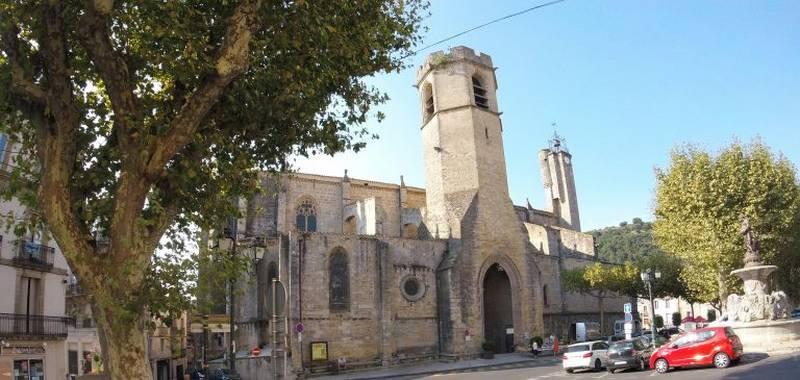 Eglise St Paul de Clermont l'Hérault